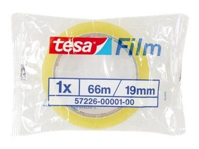 Tesafilm Standard - Ruban adhésif - 19 mm x 66 m - transparent