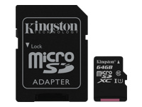 Kingston M�moires Compact Flash SDC10G2/64GB