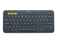 Logitech K380 Multi-Device Bluetooth Keyboard - Keyboard - Bluetooth