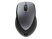 HP Touch to Pair - Mouse - laser - 3 buttons - wireless - Bluetooth, NFC - black - for HP 250 G4; EliteBook; Pro Tablet 610 G1; ProBook; Spectre Pro x360 G2; Spectre x360; ZBook