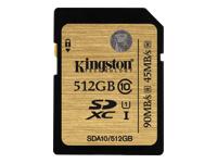 Kingston Produits Kingston SDA10/512GB