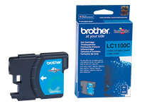 Brother Cartouche jet d'encre d'origine LC1100C