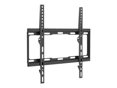 "Manhattan Universal Flat-Panel TV Low-Profile Wall Mount - Wall mount for LCD / plasma panel - steel - screen size: 32""-55"" - mounting interface: 400 x 400 mm"
