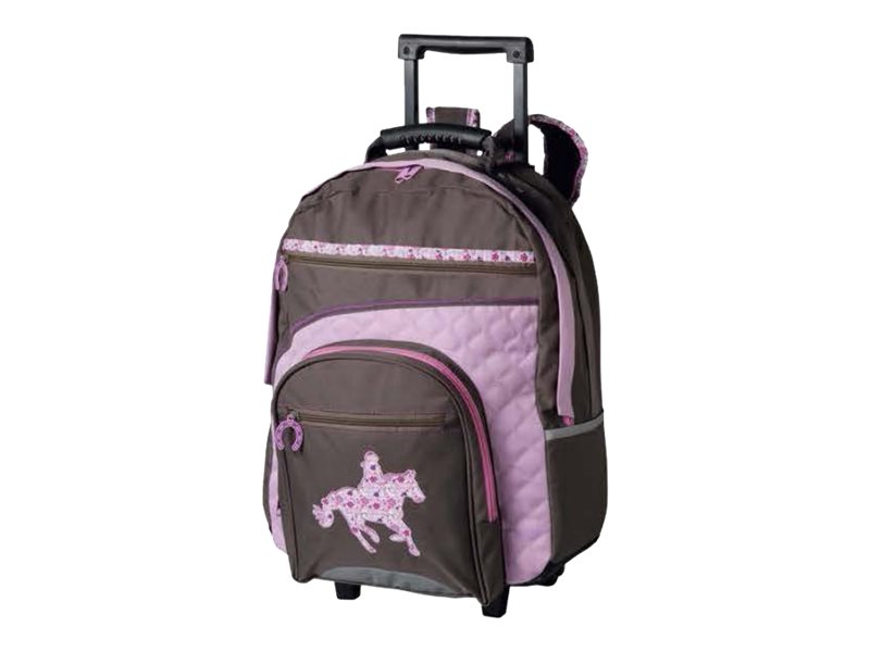 oberthur cheval galop valise roulette sac dos sacs roulettes 1 compartiment. Black Bedroom Furniture Sets. Home Design Ideas