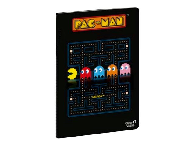 Quo Vadis Pac-Man 21 - cahier