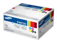 CLT-P4072C/ELS C/M/Y, CLT-P4072C/ELS C/M/Y/K Rainbow Toner Kit k