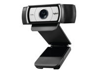 Logitech Webcam C930e Webkamera farve 1920 x 1080 audio USB 2.0 H.264