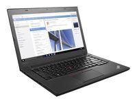 Lenovo ThinkPad T460 20FN - Core i5 6200U / 2.3 GHz - Win 7 Pro 64-bit (includes Win 10 Pro 64-bit License)
