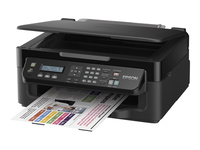 Epson WorkForce WF-2510WF Multifunktionsprinter farve blækprinter