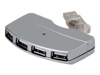 Belkin USB 4-Port Micro Hub