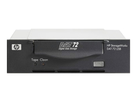 HP DAT 72 USB Internal Tape Drive