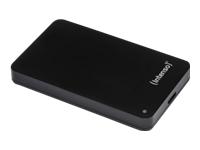"""Intenso Memory Case Harddisk 500 GB ekstern (bærbar) 2.5"""" USB 3.0"""