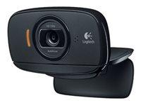 Logitech HD Webcam C525 Webkamera farve 1280 x 720 audio USB 2.0