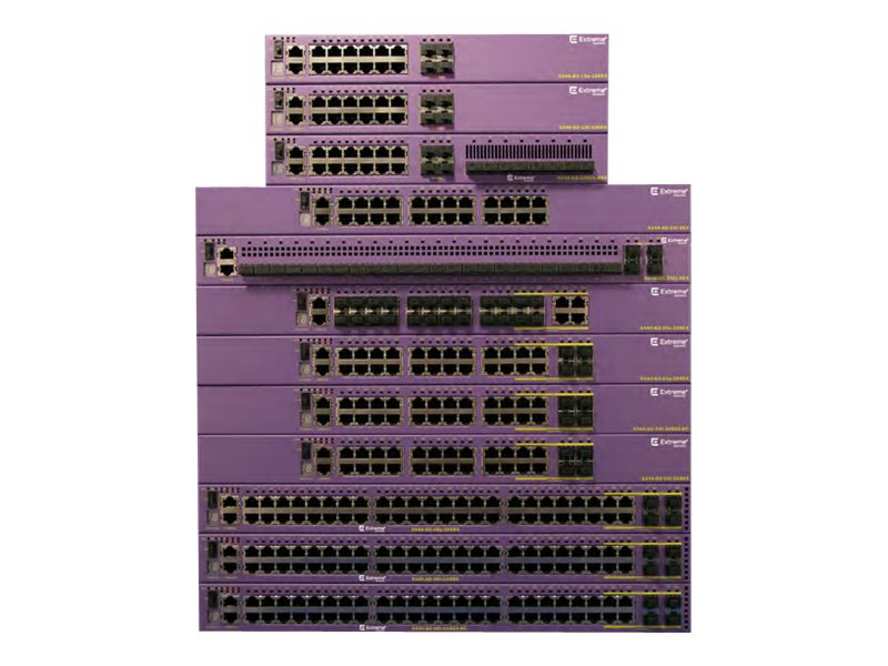 EXTREME NETWORKS EXTREMESWITCHING X440-G2 X440-G2-