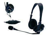 Sandberg Headset One Headset fuld størrelse kabling