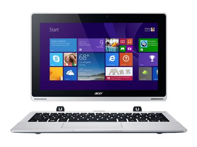 Acer Aspire Switch 11 NT.L67AA.002 11.6-Inch 64 GB Tablet (Gray)