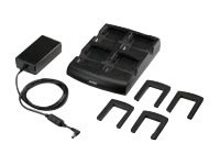 Motorola Four Slot Battery Charger Kit