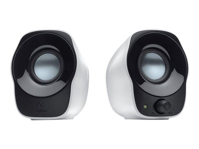 Logitech Z-120 - haut-parleurs - pour utilisation mobile