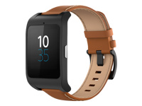 Sony SmartWatch 3 SWR50 montre intelligente - 4 Go - brun