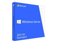 Microsoft Windows Server 2012 R2 Standard - ensemble de boîtes