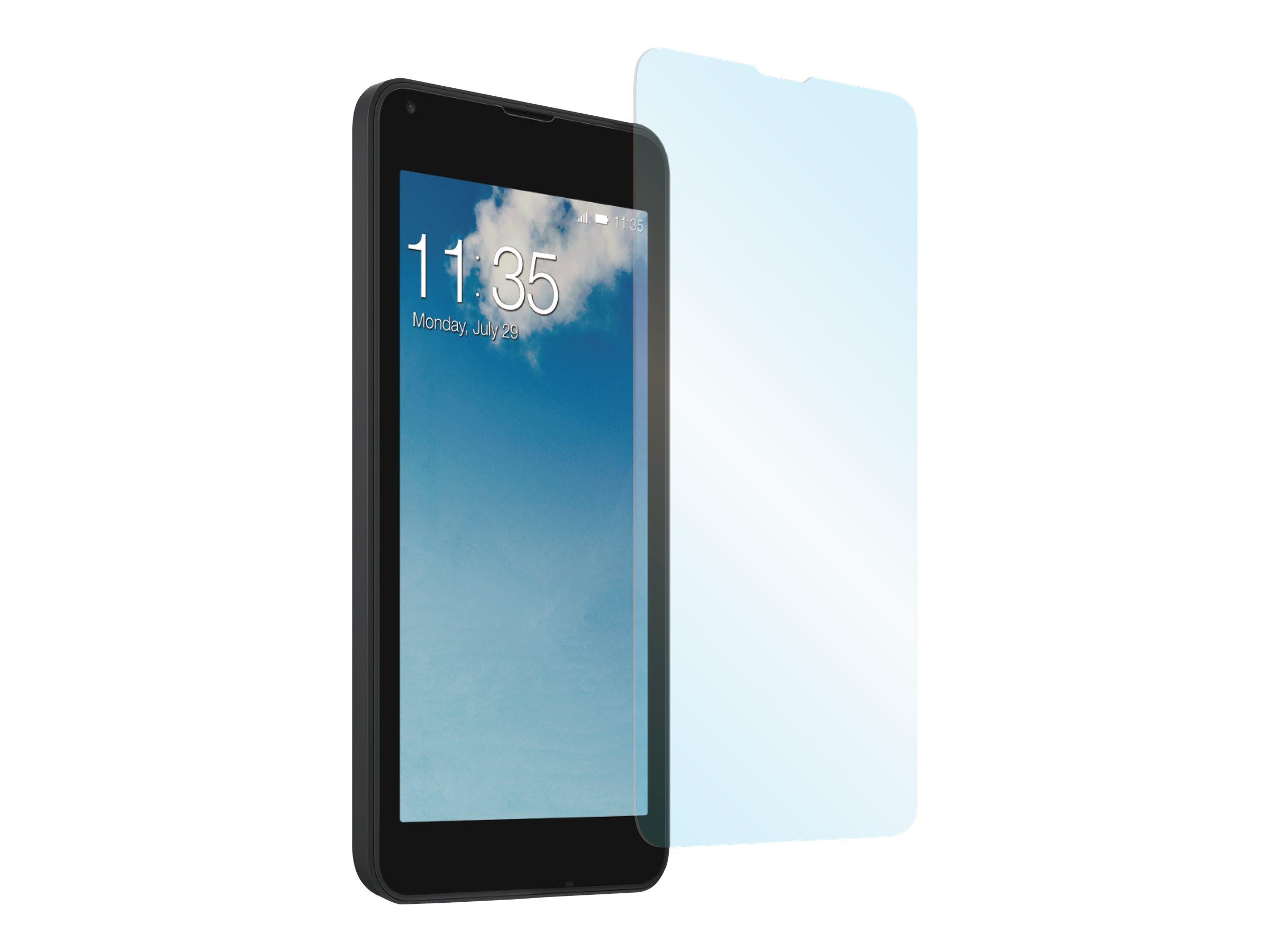 Muvit - 1 film de protection d'écran - verre trempé - pour Microsoft Lumia 640