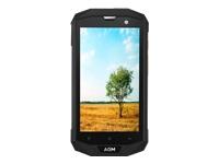 """AGM A8 Smartphone dual-SIM 4G LTE 32 GB microSDHC slot GSM 5"""""""