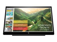 HP EliteDisplay S14 - LED monitor - 14