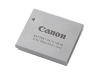 Canon NB-4L - pile pour appareil photo - Li-Ion