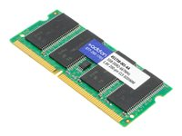 AddOn 1GB DDR2-667MHz SODIMM for HP 451738-001