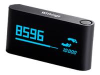 Withings Pulse Aktivitetssporer Bluetooth 8 g sort