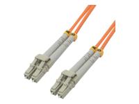 MCL Samar Fibre optique et accessoires FJOM1/LCLC-3M