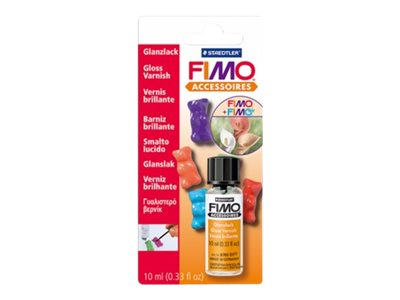 FIMO accessories - vernis