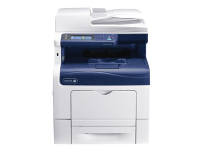 Image of Xerox WorkCentre 6605N - multifunction printer ( colour )
