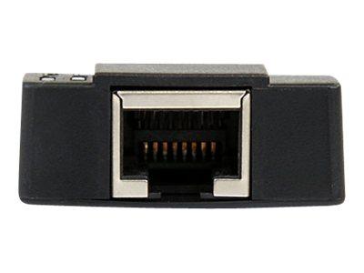 Image of StarTech.com 1 Port ExpressCard Gigabit Laptop Ethernet NIC Network Adapter Card - network adapter