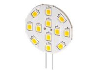 goobay Lysmodul LED G4 2 W (tilsvarende 20 W) varmt hvidt lys 2800 K