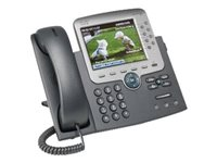 IP Phone/7975 Gig Color w/1 RTU License