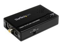 StarTech.com Boitier VID2VGATV2