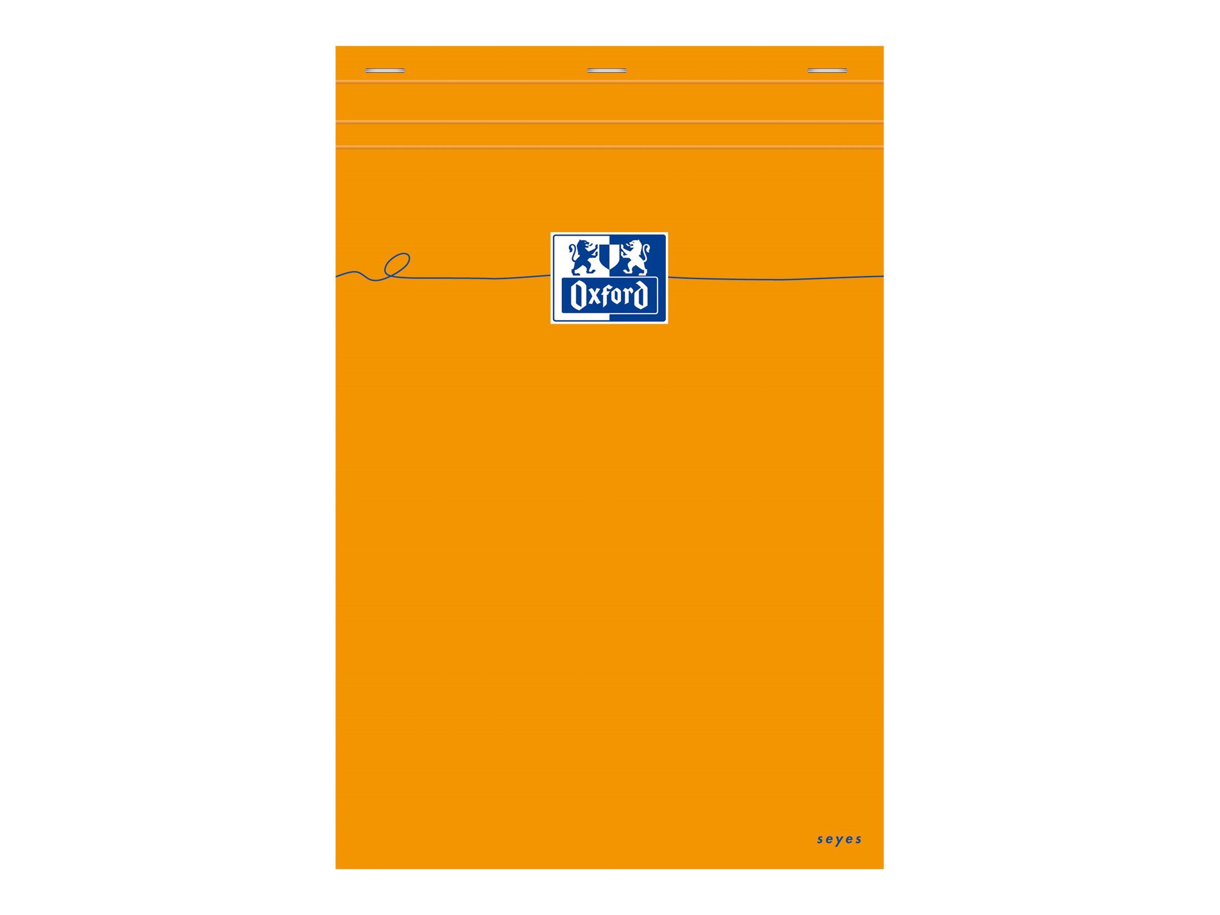 Oxford Bloc Orange - bloc