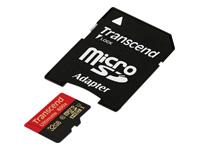 Transcend Cartes Flash TS32GUSDHC10U1
