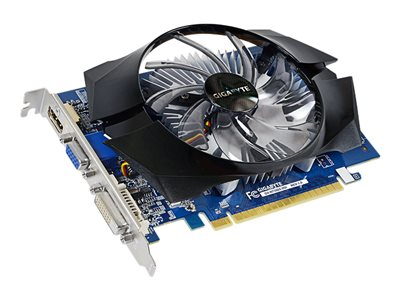 Tarjeta grafica Gigabyte GT730 2GB DDR5