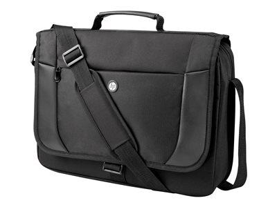 "HP Essential Messenger Case - Notebook carrying case - 17.3"" - for Compaq 51X; Chromebook x360; EliteBook 755 G4, 820 G4, 840 G4; ProBook 64X G3, 65X G3"
