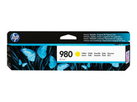 HP 980 YellowOriginal Ink Cartridge, HP 980 YellowOriginal Ink C