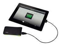 LEITZ, USB Charger Complete portable black