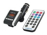 LogiLink FM Transmitter with MP3 Player FM transmitter