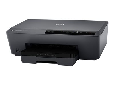 HP Officejet Pro 6230 ePrinter - Printer - color - Duplex - ink-jet - A4/Legal - 600 x 1200 dpi - up to 29 ppm (mono) / up to 24 ppm (color) - capacity: 225 sheets - USB 2.0, LAN, Wi-Fi(n)