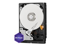 WD Purple Surveillance Hard Drive WD20PURX - disque dur - 2 To - SATA 6Gb/s
