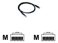 MCL Samar Cables et cordons réseaux FCC5EBM-3M/N