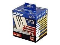 Brother DK2205 62mm termal label (62mm x30.48m)