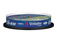 Verbatim DataLifePlus - CD-RW x 10 - 700 Mo - support de stockage