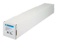 HP Universal - papier couché mat - 1 rouleau(x)